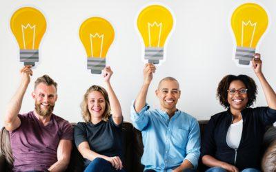 Brainstormen en verder komen